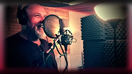 Joe Rose recording new single If I Never Sing Another Song.