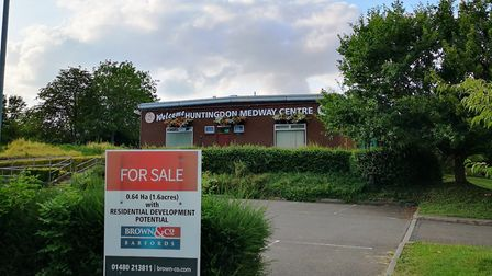The Medway Centre in Huntingdon. Picture: ARCHANT
