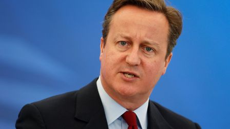 Former British prime minister David Cameron. Picture: Peter Nicholls - WPA Pool /Getty Images
