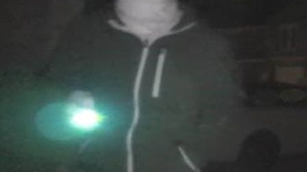Police have released this image of a man they would like to speak to following a burglary in London