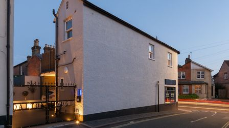 The property is located on the corner of Catherine Street and Dalton Street. Picture: Collinson Hall