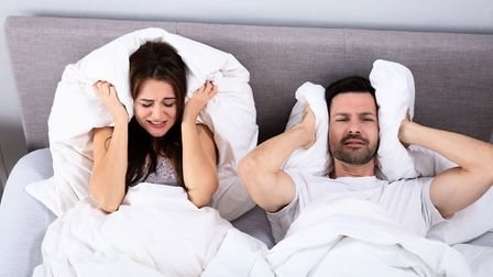 Noisy neighbours can be a massive pain. Picture: iStock/PA