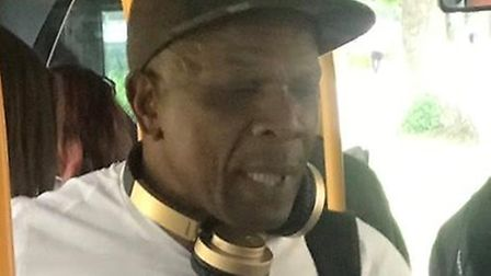 Do you recognise this man? He was on the 84 bus when a 14-year-old girl was the victim of suspected