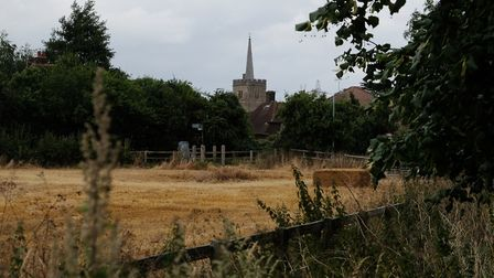 The church remains at the heart of Aldenham village life. Picture: Danny Loo