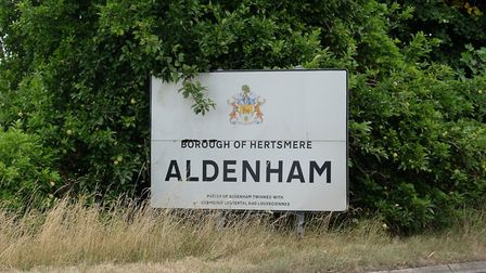 Welcome to Aldenham. Picture: Danny Loo