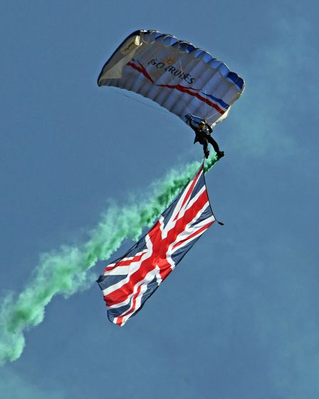Little Gransden Air and Car Show 2019. Picture: ARCHANT