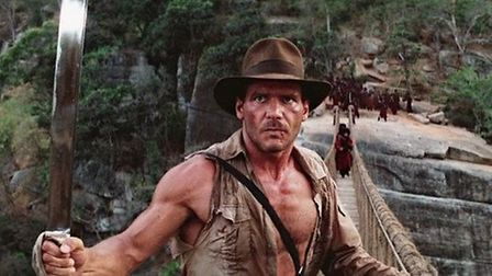 Indiana Jones and The Temple of Doom is showing at Alconbury Weald on September 6.