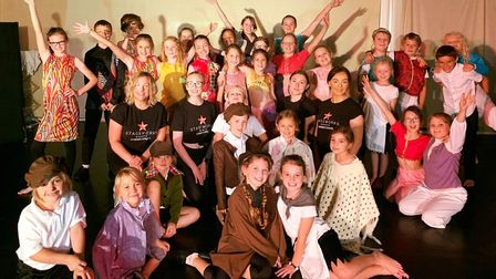 Stageworks pupils are performing in August