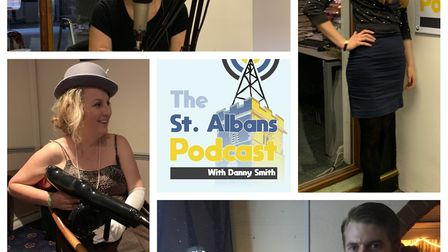What's on the St Albans Podcast for September 11? Picture: Danny Smith