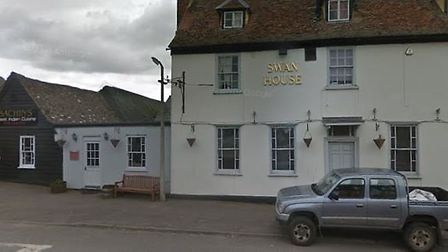 Sachin's Indian Restaurant at Swan House in Fowlmere. Picture: Google Street View