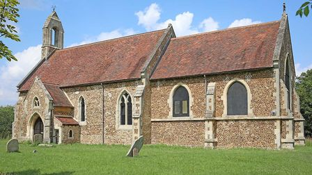St Denis'' Church in East Hatley, Cambridgeshire, will be open for visitors as part of Heritage Open