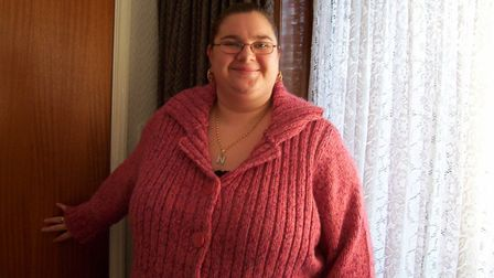 Nancy Bowers used to be 33st. Picture: Slimming World