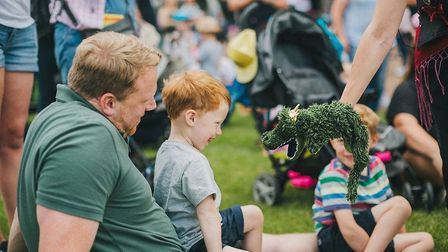 Tickets for TOTFest 2020 - the mega festival for tiny tots - have gone on sale. Picture: Supplied by