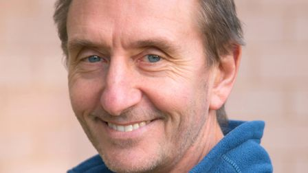Professor Dave Goulson will give a talk at Sandringham School's Sandpit Theatre. Picture: Submitted