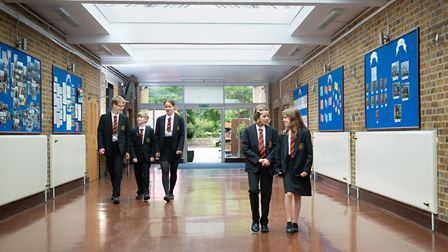 Bassingbourn's annual open evening takes place on Thursday 19 September. Photo credit: Bassingbourn