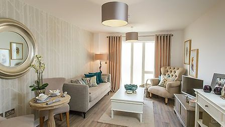 There are 40 luxury one bedroom apartments, each accommodating up to two people. Photo credit: Eywoo