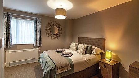 At Eywood House there are 30 apartments to rent and 10 apartments to buy. Photo credit: Eywood House
