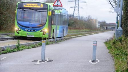 Work is set to start on the Guided Busway