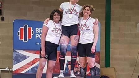 Ajanta won bronze in the All England Women's Championships 2019 in May. Picture: Submitted by Ajanta