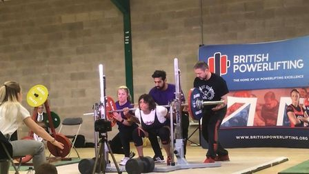 Ajanta Hilton will travel to Canada to represent England in the Commonwealth Powerlifting Championsh