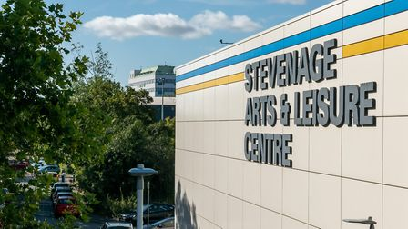 Stevenage has a wide range of arts and leisure facilities. Picture: DANNY LOO