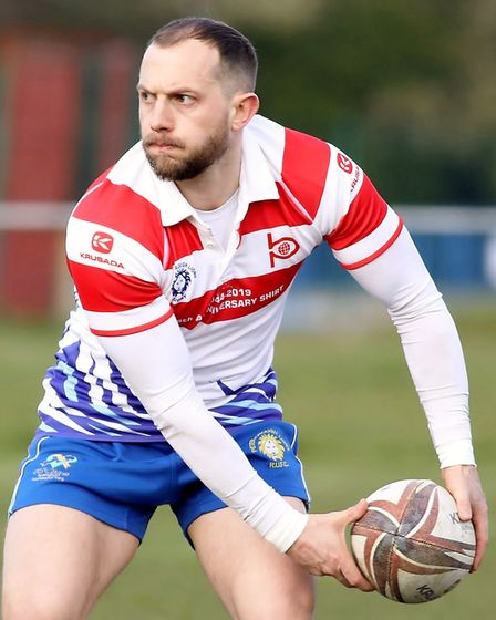 New St Ives signing Tom Dougherty in action for previous club Peterborough Lions. Picture: MICK SUTT
