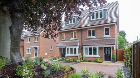 St Albans Square, London Road, St Albans. Picture: Osprey Homes