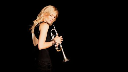 Star trumpeter Alison Balsom will perform at this year's Royston Arts Festival opening night concert