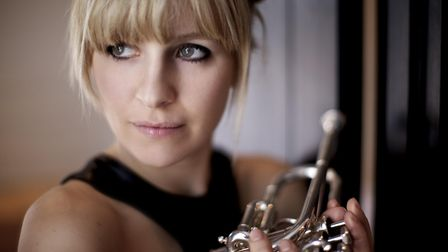 Alison Balsom will bring her Balsom Ensemble to St Mary's Church, Ashwelll, to open this year's Roys