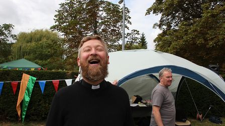 Archdeacon Alex Hughes. Picture: St Peter & St Paul, Bassingbourn