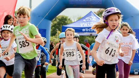 The festival of sport is returning to St Albans for a fifth year. Picture: NEW PIXELS PHOTOGRAPHY