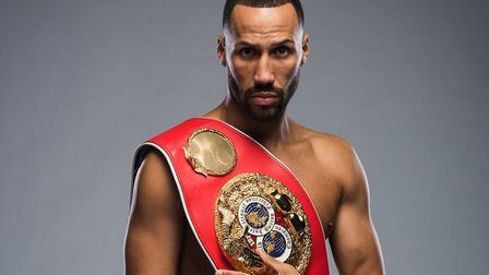 James DeGale will host free 20-minute boxing technique sessions in a full-size ring at Westminster L
