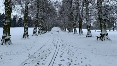 HTC are bringing the Snow Angels scheme back for Harpenden. Picture: Amy Hanson