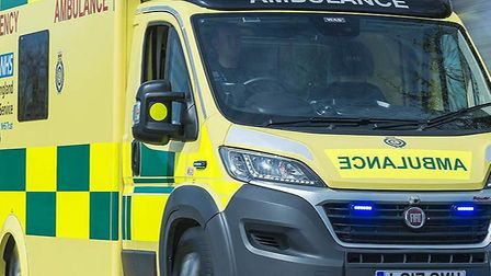 A six-year-old girl has been injured in a collision in Royston, and now a fundraising page has been