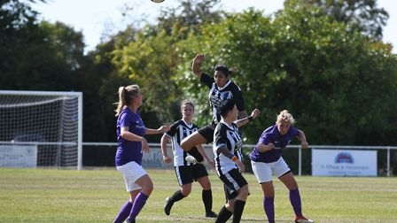 Colney Heath Ladies suffered a disappointing 4-1 loss to Royston Town in the Eastern Region WFL Prem