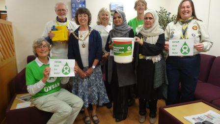 The Oxfam Walk for Water Heartwood Forest on Saturday, September 21 is celebrating its 25th annivers