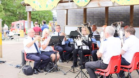 The Grove School Fete attracted more than 500 people with music from both childrens and adult choirs