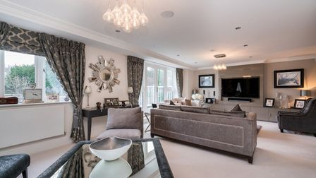 Properties such as this one onTownsend Gate, Berkhamsted are popular starter homes. Picture: Connell
