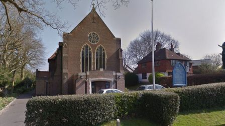 Planning permission has been granted for a new parish centre at St John the Baptist Church in Harpen