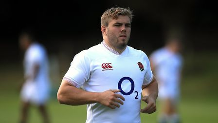 Harpendens Jack Singleton will be on the bench as England take on USA in game two of the 2019 Rugby