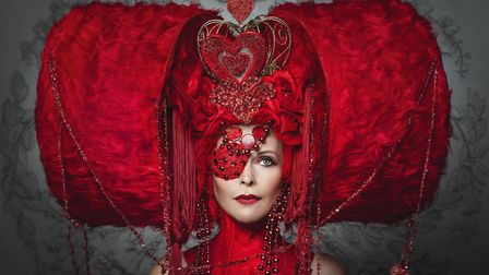 Toyah will be appearing in concert at The Alban Arena in St Albans. Picture: supplied by The Alban A