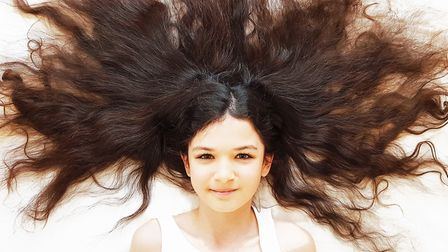 Isabel Leher is cutting her hair to raise money for the Little Princess Trust