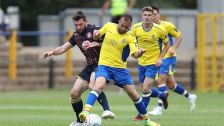 Scott Shulton believes things are just starting to click for St Albans City after their FA Cup repla