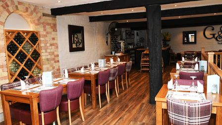 The River Mill is open for dining seven days a week