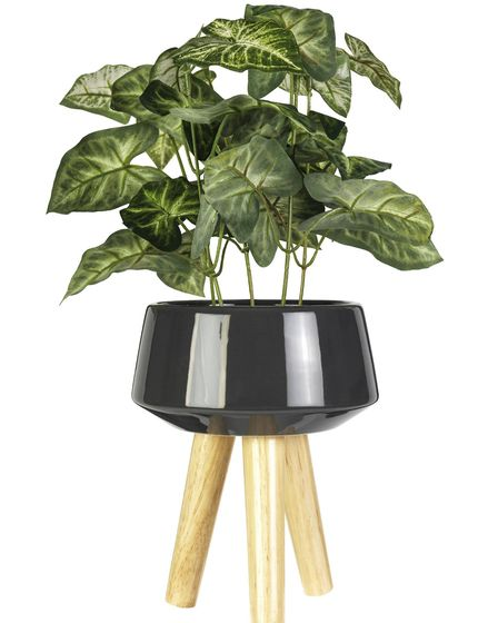 Apartment living ceramic planter from the Argos Home range. Picture: PA Photo/Handout