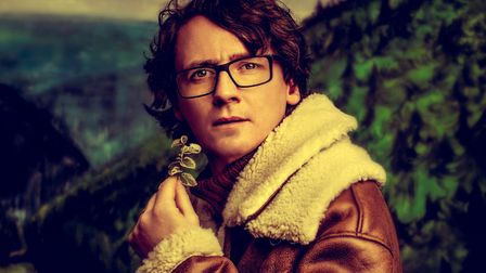 Ed Byrne is at the Hinchingbrooke Performing Arts Centre on October 12.