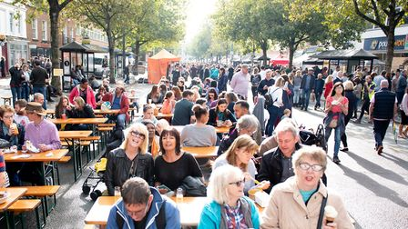 St Albans Feastival 2019. Picture: Stephanie Belton