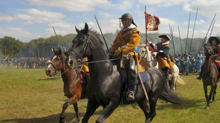 A civil war lecture will take place at St Neots Museum