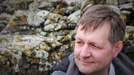 Royston writer Graham Palmer. Picture: Courtesy of Graham Palmer
