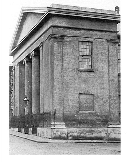 John Street Chapel in Royston. Picture: Royston & District Museum